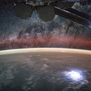 NASA Selects Mission to Study Space Weather from Space Station