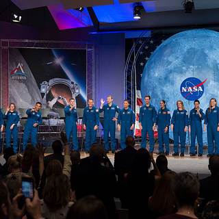 NASA's Newest Astronauts Ready for Space Station, Moon, and Mars Missions