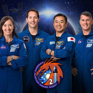 <p>NASA, SpaceX Invite Media to Next Commercial Crew Launch thumbnail