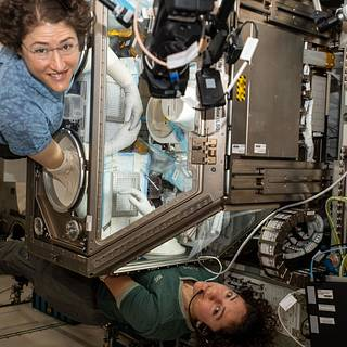 Texas Students to Speak with NASA Astronauts Aboard Space Station