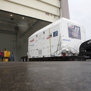 Media Accreditation Open for Next Commercial Space Station Cargo Mission