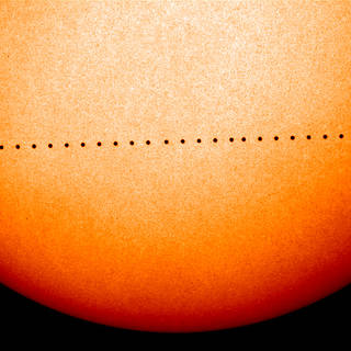 NASA to Provide Coverage of May 9 Mercury Transit of the Sun