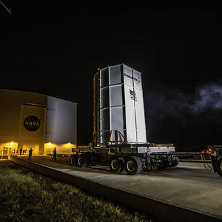 Atlantic Storm System Delays NASA Resupply Launch to Space Station