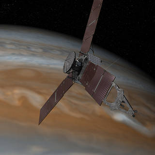 NASA's Juno Team to Discuss Jupiter Mission Status, Latest Science Results