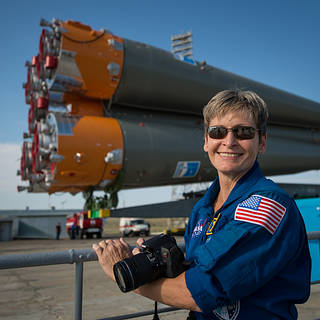 NASA Astronaut Peggy Whitson Available for Interviews Before Space Station Launch