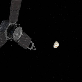 NASA to Discuss First Science Results from Juno Mission to Jupiter