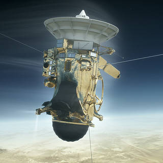 NASA Opens Media Credentialing for Sept. 15 Cassini Saturn Finale