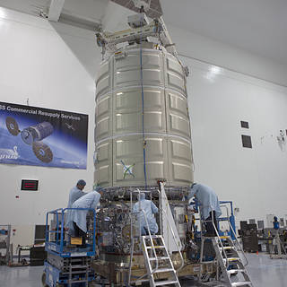 NASA Offers Access to Cygnus Spacecraft Ahead of Next Space Station Mission