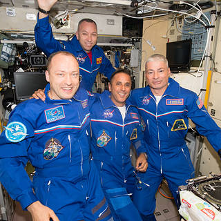 Virginia Students to Speak with NASA Astronauts on Space Station