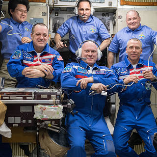 Maryland, Michigan, Texas Students to Link Up with NASA Astronauts on Space Station