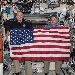 California Students to Link Up with NASA Astronauts on Space Station