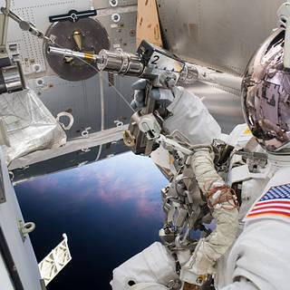 NASA TV to Air US Spacewalk at International Space Station