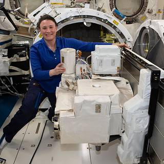 Houston Medical Students to Speak Live with NASA Astronaut on Space Station