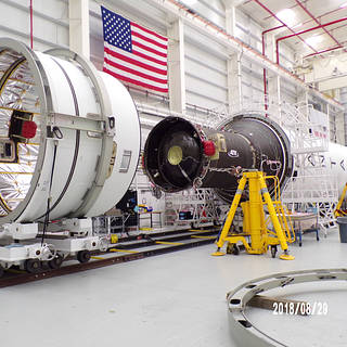 NASA Invites Media to Northrop Grumman Cygnus Launch from Virginia
