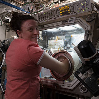 New York Students to Speak with Astronaut Aboard Space Station