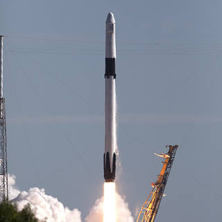 NASA Invites Media to 17th SpaceX Cargo Launch to Space Station