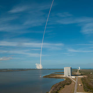 Coverage Set for NASA Tech Missions Launching on SpaceX Falcon Heavy