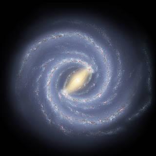 NASA Selects Gamma-ray Telescope to Chart Milky Way Evolution