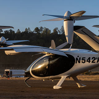Joby's aircraft