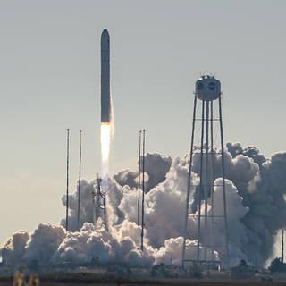 NASA Invites Media to Northrop Grumman's February Space Station Launch
