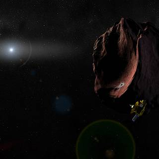 NASA Hosts Facebook Live to Mark Success, Future of New Horizons Mission