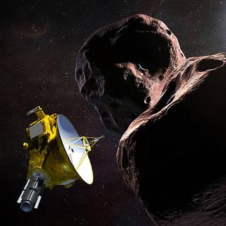 NASA Announces Media Activities for New Horizons' New Year's Kuiper Be
