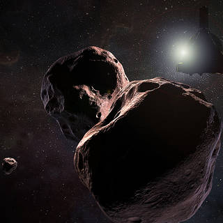 NASA Hosts Science Chat on Upcoming Historic Planetary Encounter