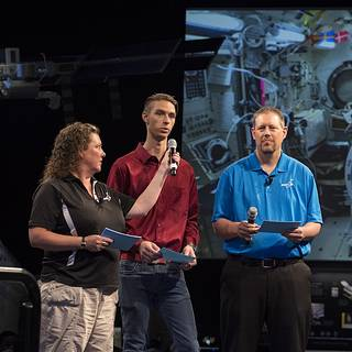 NASA Interns, New Mexico Community, Virginia Students to Call Space Station