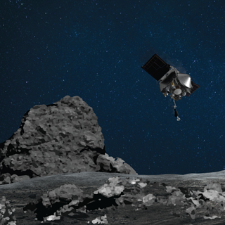Update: NASA to Broadcast OSIRIS-REx Asteroid Sample Collection Activities