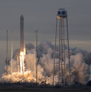 UPDATE: NASA, Orbital ATK Now Targeting May 21 for Next Resupply Mission to Space Station