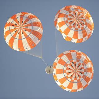 NASA Invites Media to Next Test of Orion Spacecraft Parachutes