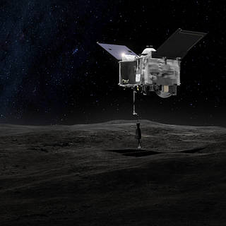 NASA to Host Media Teleconference on Asteroid Sample Return Mission