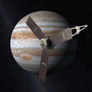 NASA's Juno Mission on Course for July 4 Arrival at Jupiter, Media Accreditation Open