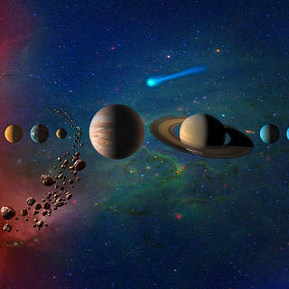 NASA Selects Four Possible Missions to Study the Secrets of the Solar System