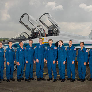 2017 Astronaut Candidates Available for Interviews Before Training