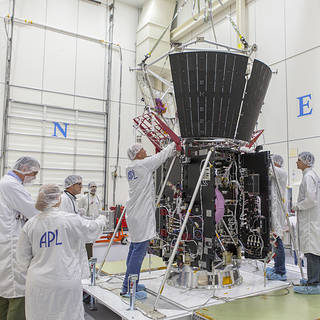 Media Invited to View NASA Spacecraft That Will Touch Our Sun