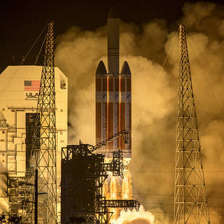 NASA, ULA Launch Parker Solar Probe on Historic Journey to Touch Sun