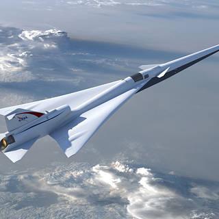 Supersonic X-Plane