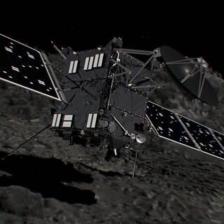 NASA Television to Provide Coverage of European Mission Comet Touchdown