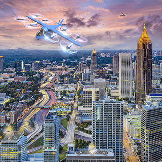 NASA Invites Media to Learn About Urban Air Mobility