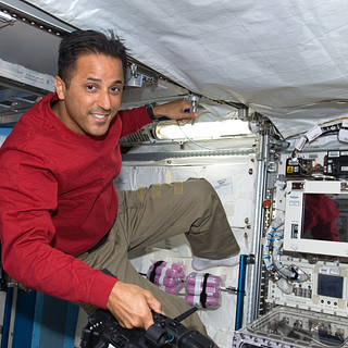 Texas Educators to Speak with NASA Astronaut on Space Station