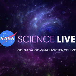 New 'NASA Science Live' Program Premieres This Week