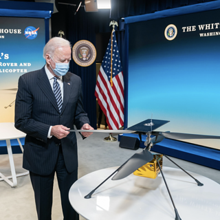 Biden-Harris Administration Shows Strong Support for NASA in First 100