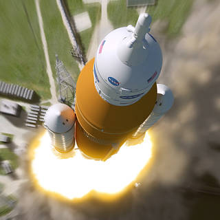 NASA to Announce Science, Technology Missions for First Flight of Space Launch System