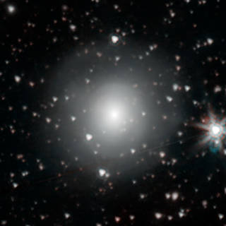 Infrared View of NGC 4993