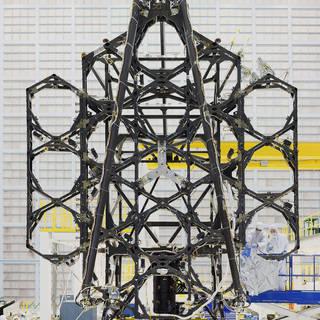 James Webb Space Telescope 'Wings' Successfully Deployed image
