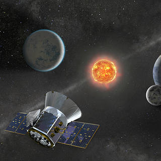 NASA Television to Air Launch of Next Planet-Hunting Mission