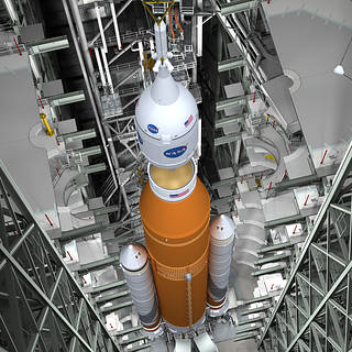 NASA to Hold Media Teleconference Today on Study to Add Crew to First Orion, Space Launch System Mission
