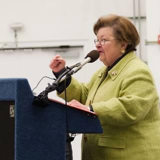 Sen. Mikulski, NASA Administrator Bolden to View Progress at Wallops Flight Facility