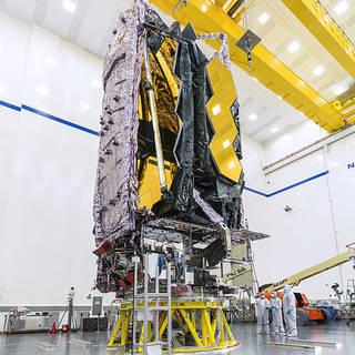 NASA Invites Media to Webb Telescope Prelaunch Events in French Guiana